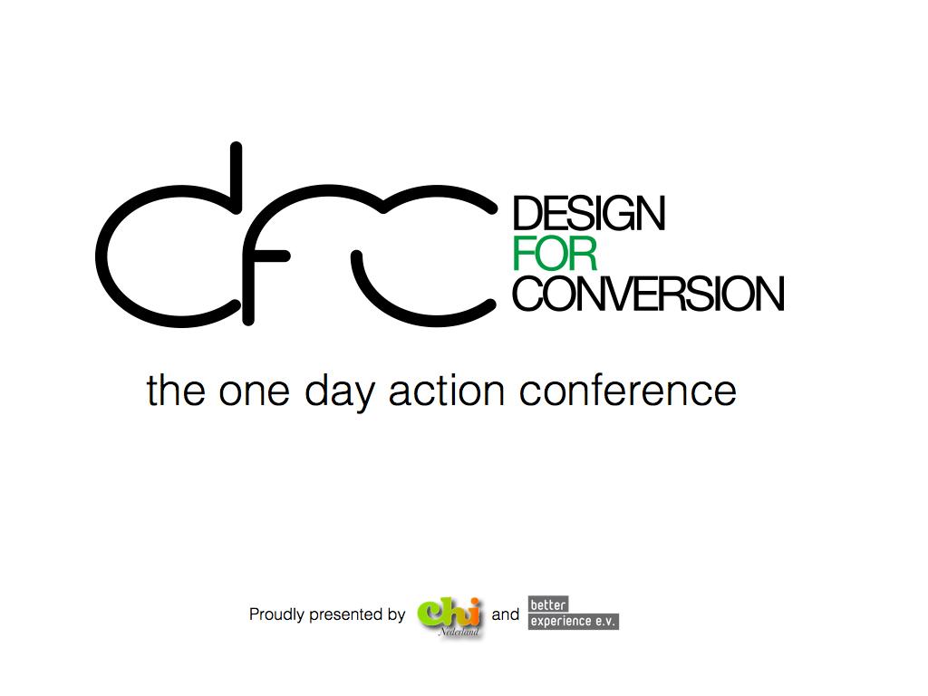 Lutz Schmidt / Design for conversion
