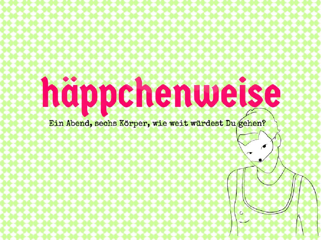 Maike Brochhaus / aeppchenweise// Ein postpornografisches Filmprojekt