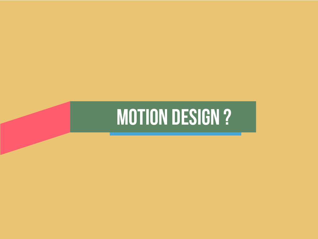 Fritz Gnad / Motiondesign
