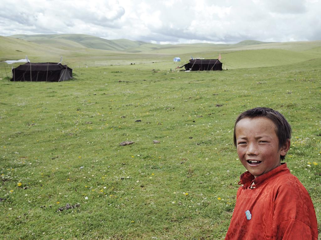 Sandra Busch / Kham Nomadenhilfe
