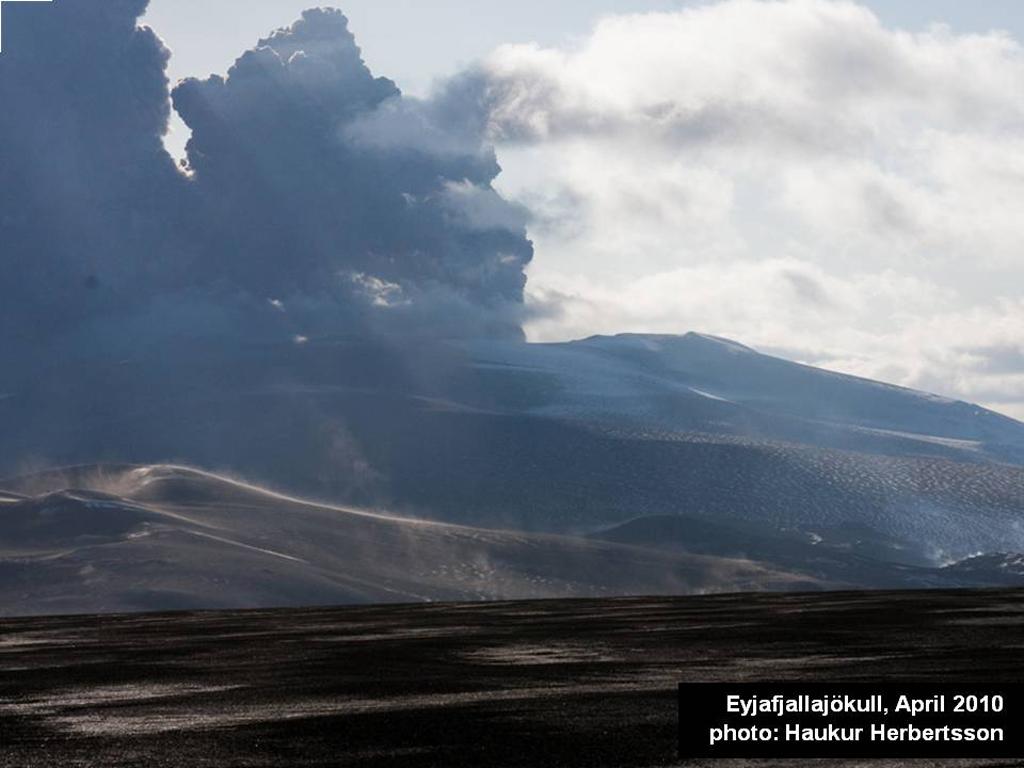 Benjamin Teeuwsen / Wie ein Vulkanausbruch in Island ein baskisches Radio ausspuckt