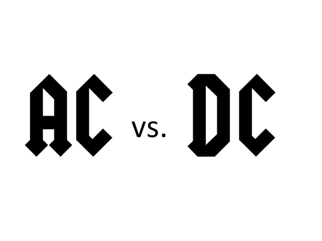 Lambert, Lutz / AC vs. DC: eine vergessene Nerd-Schlacht des 20. Jahrhunderts