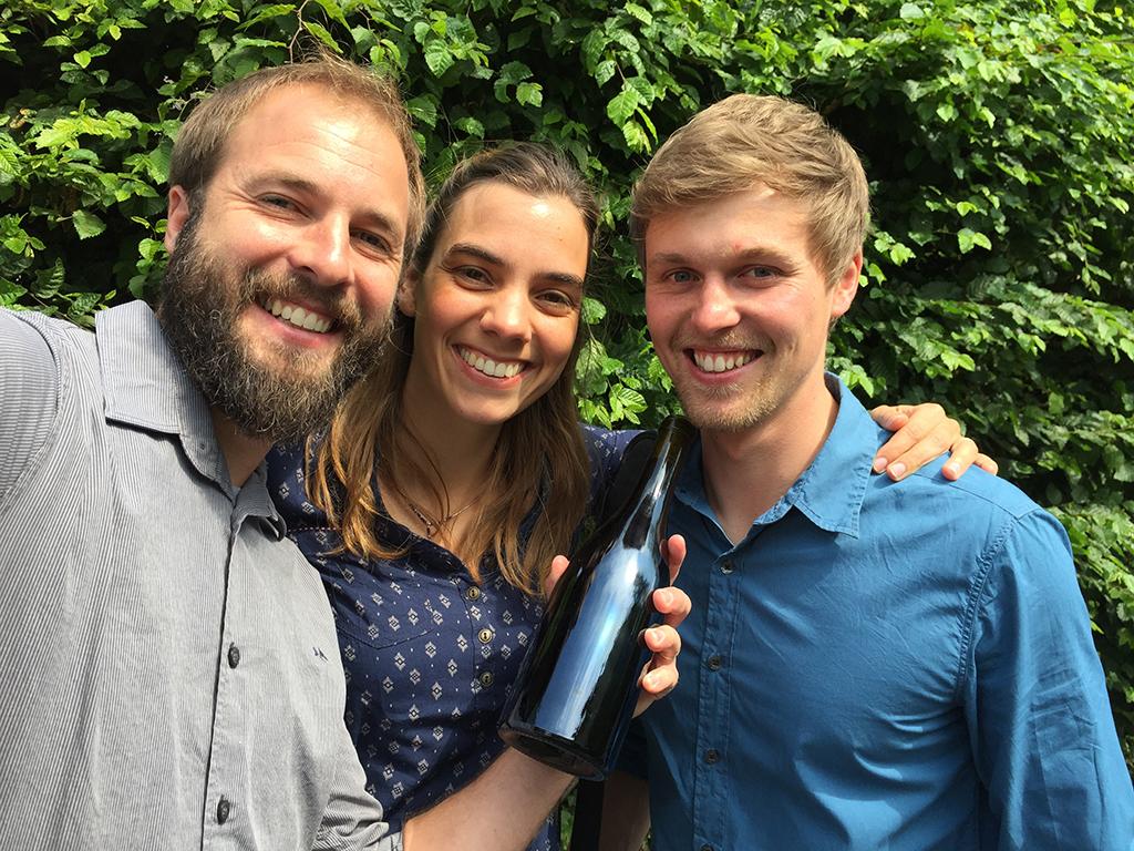 Svenja Hollerith / Koelscher Wein