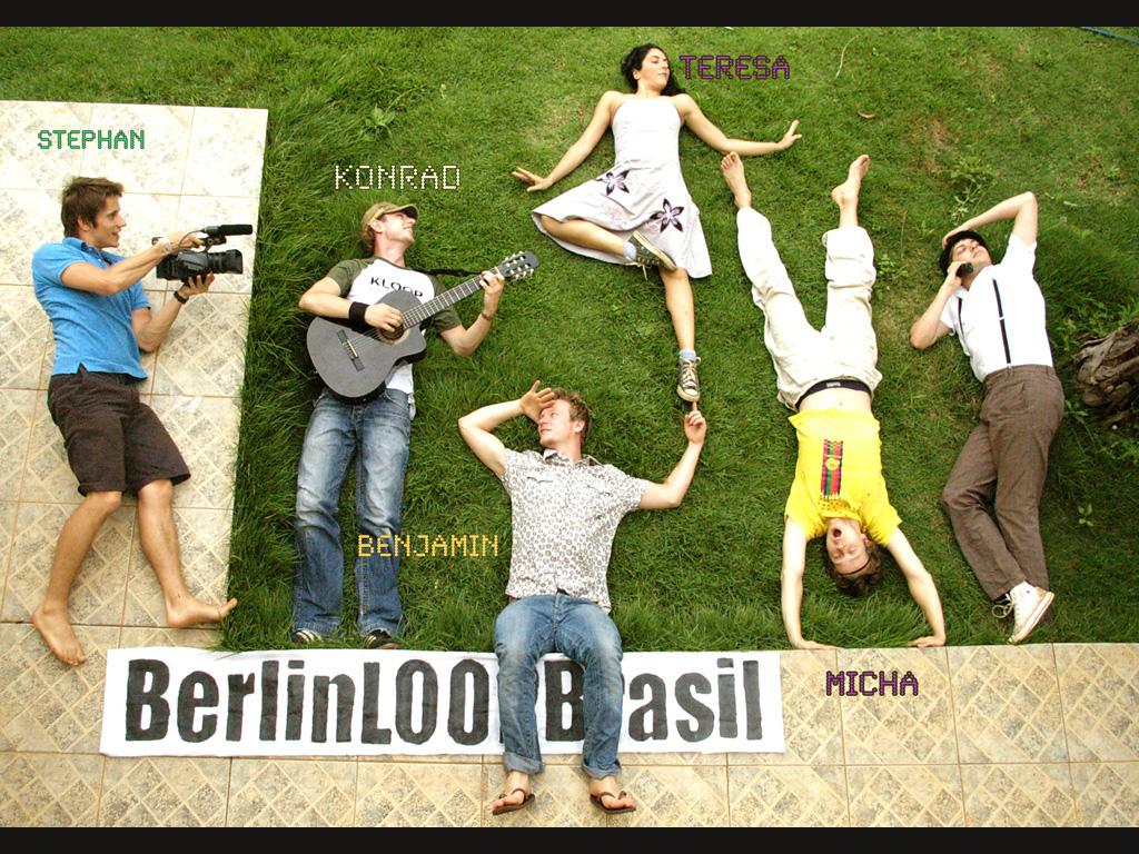 Benjamin Weiss / BerlinLOOPBRASIL