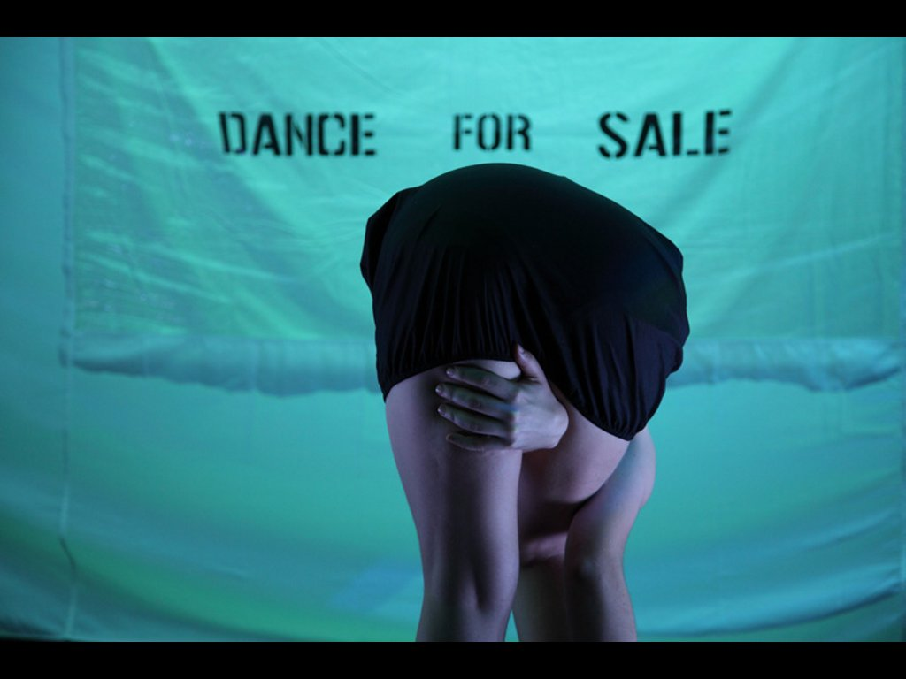 Johanna Mantel / Dance for Sale