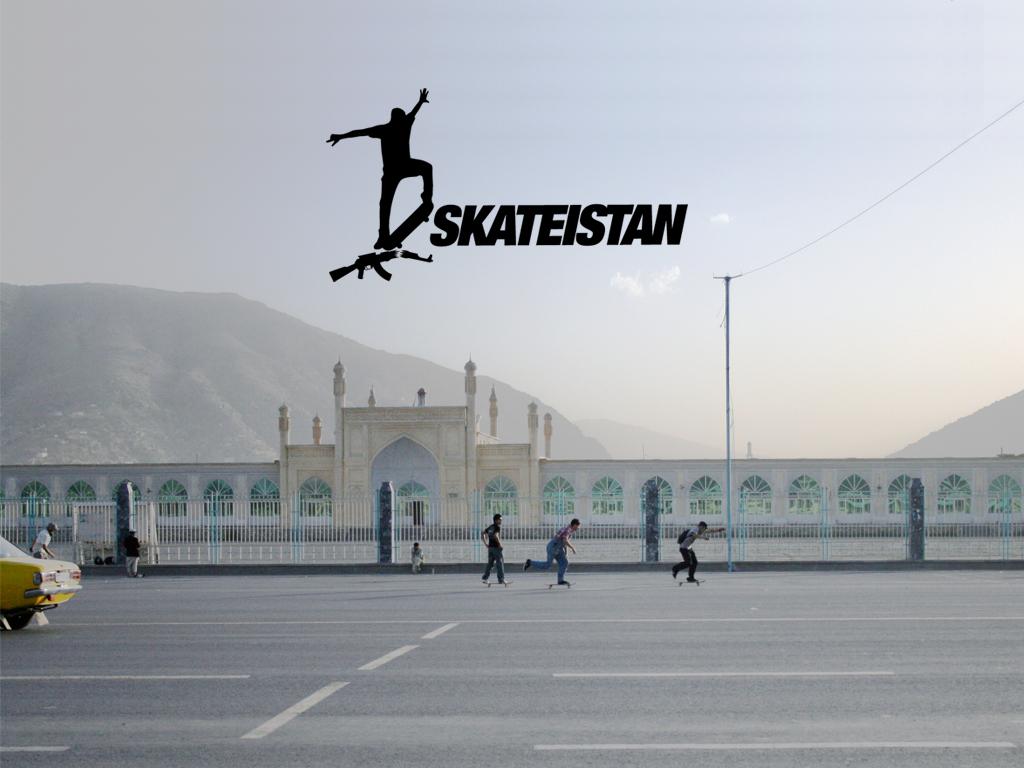 Alexandra Bald / Skateistan