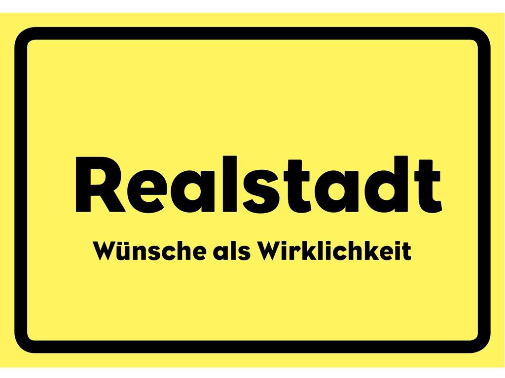 Angelika Fitz / Realstadt. Wünsche als Wirklichkeit