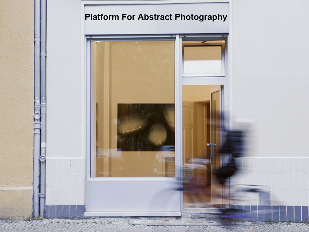 Jeremy Lynch / Platform for Abstract Photography