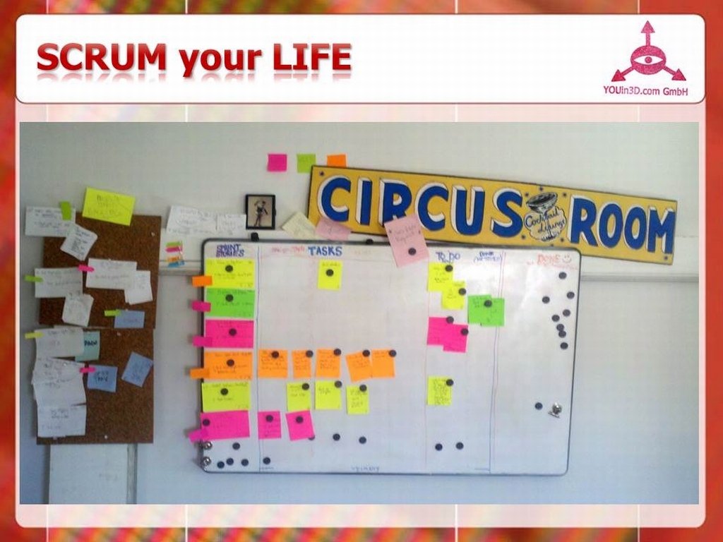 Jan Northoff / Scrum your Life