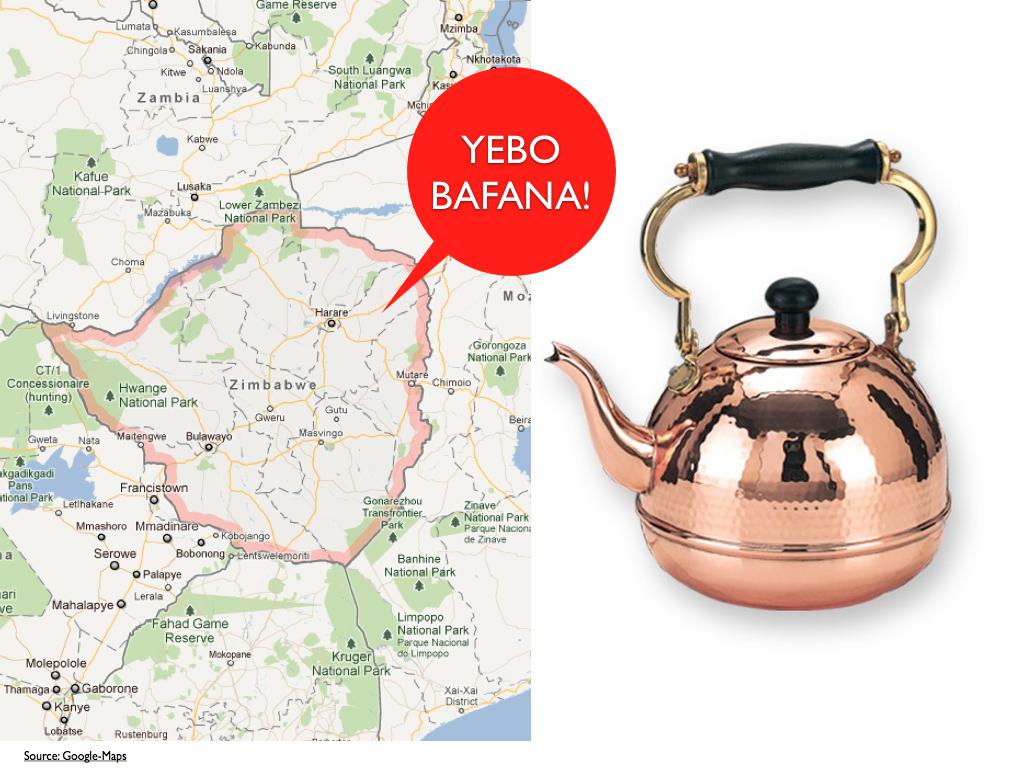 Constantin Leuschner / Yebo bafana!