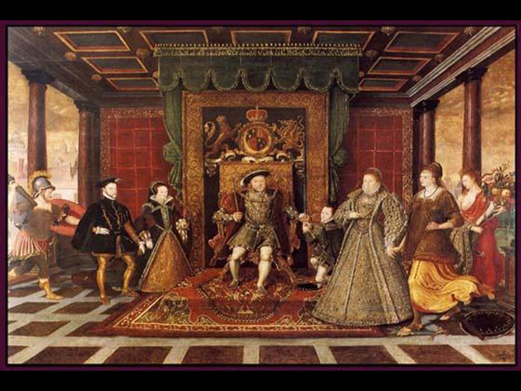 Annette Leitner / Heinrich VIII - Theologe, Mörder und Tyrann