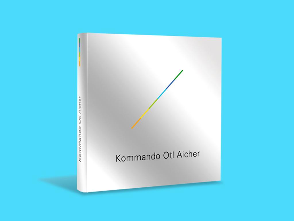 Alexander Negrelli / Kommando Otl Aicher