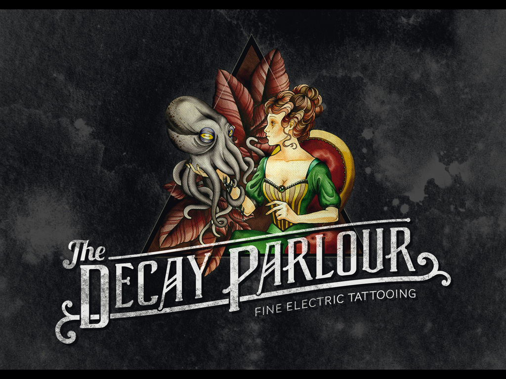 Myra Brodsky / The Decay Parlour - Tattoos and Illustration