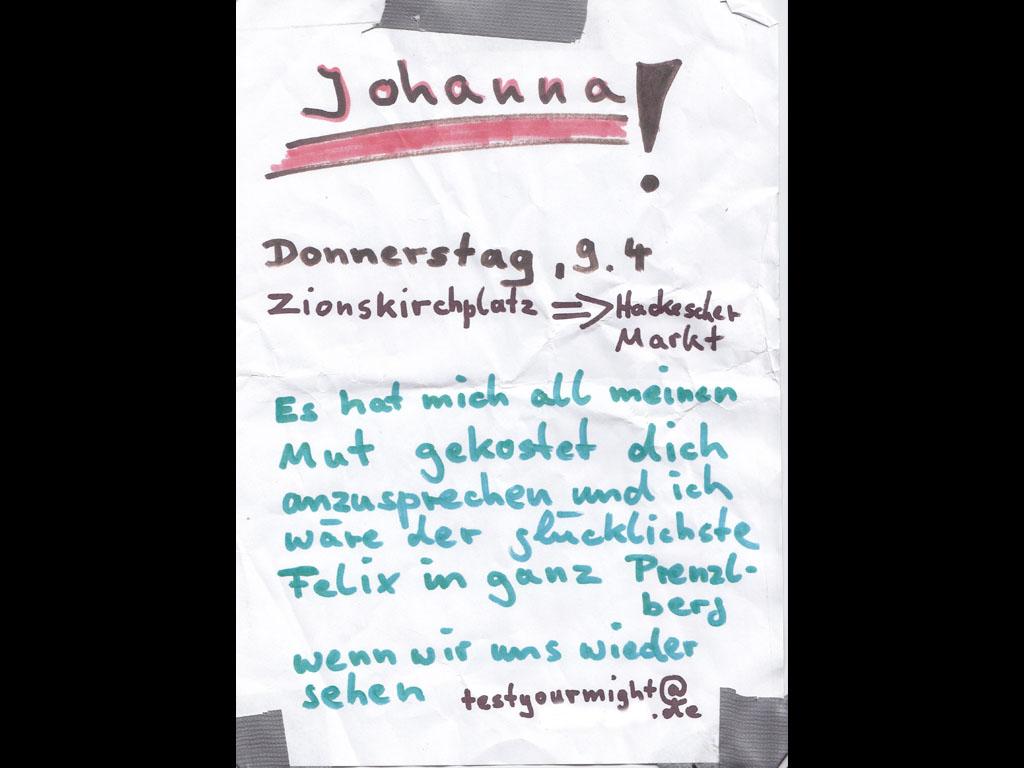 Joab Nist / NOTES OF BERLIN - Die Sprache der Stadt