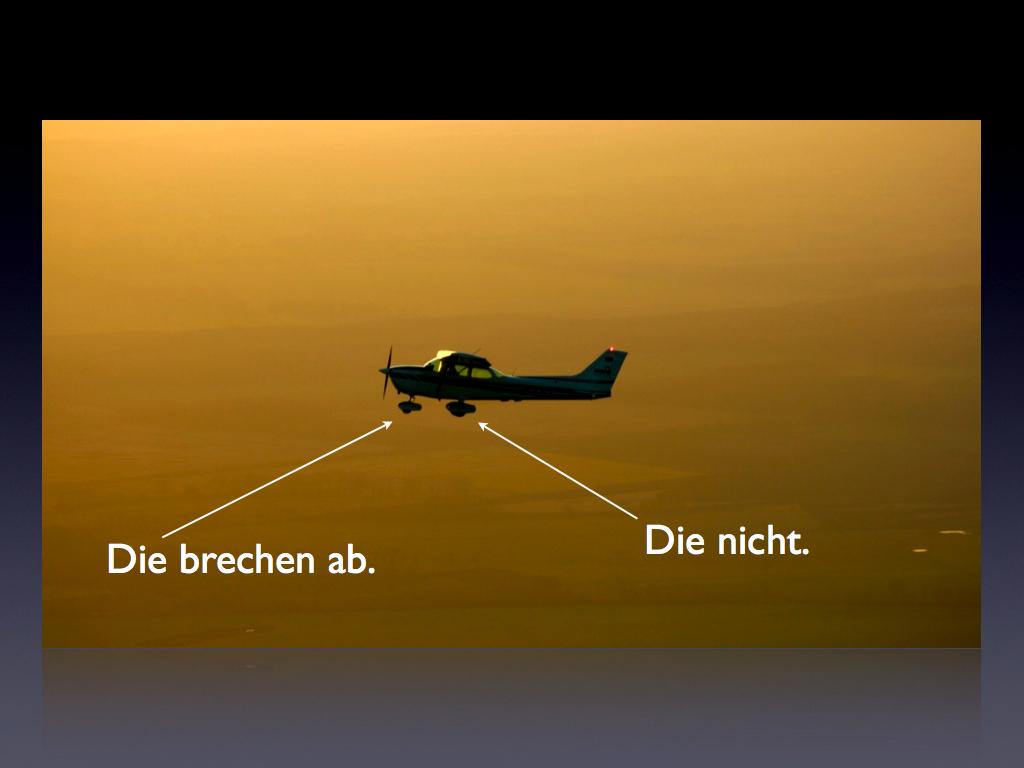 Steffen Kepper / Warum Fliegen so unglaublich sicher ist