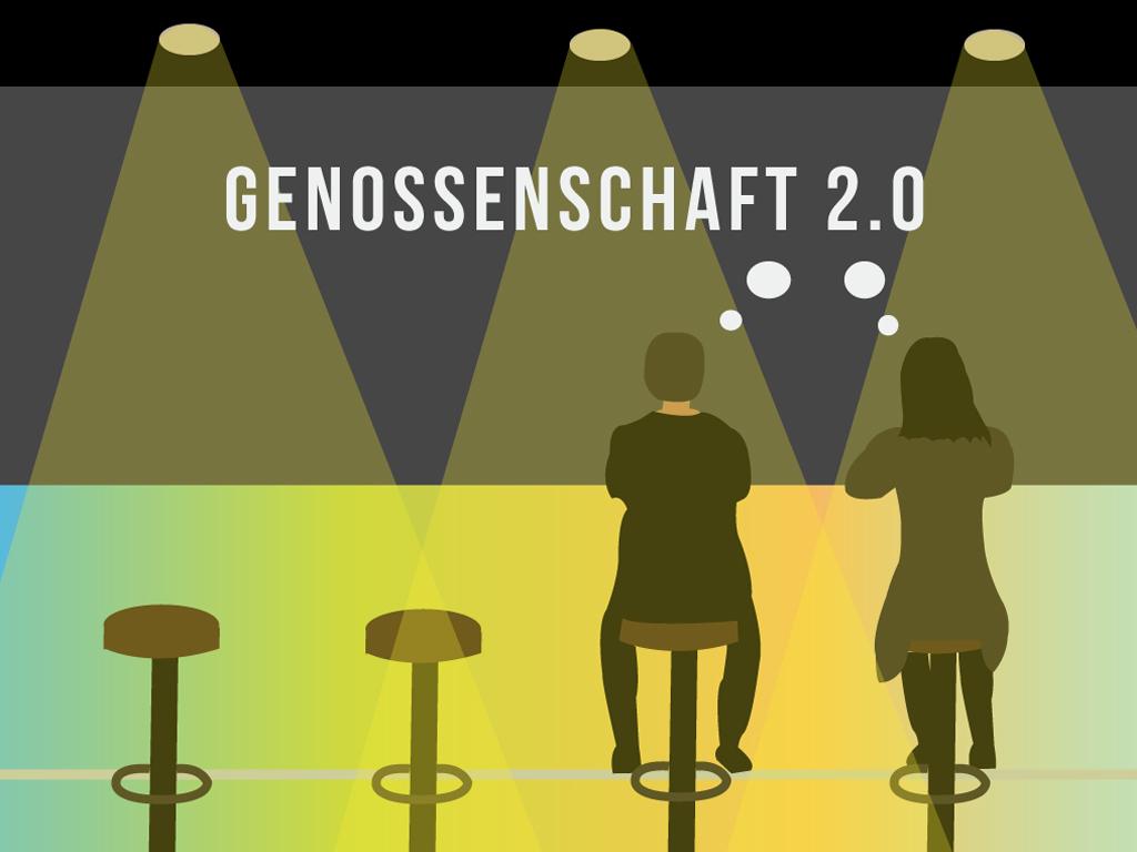 Felix Weth / Genossenschaft 2.0: Demokratie in die Wirtschaft bringen