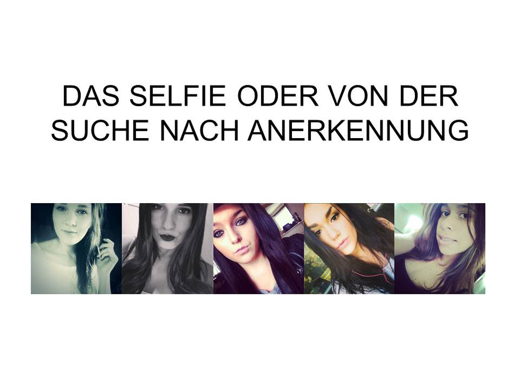 Mirna Funk / Selfies
