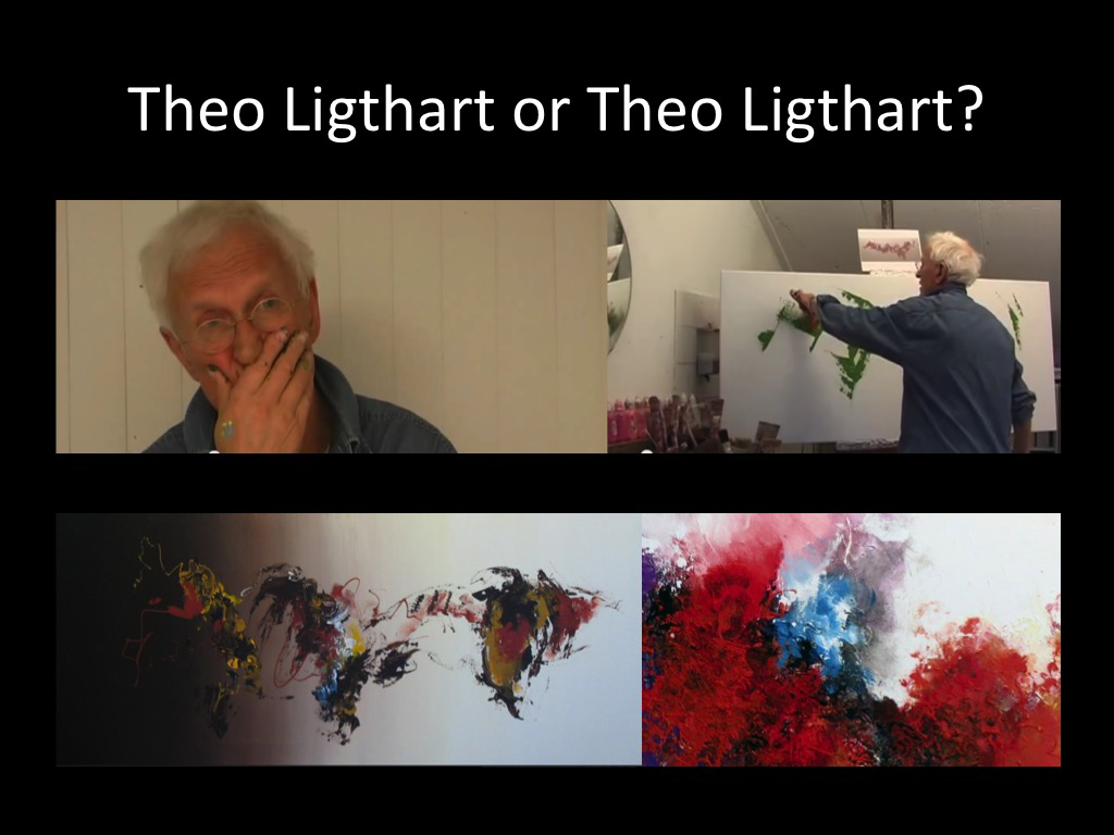 Theo Ligthart / Can a Post-Artist create Post-Art?