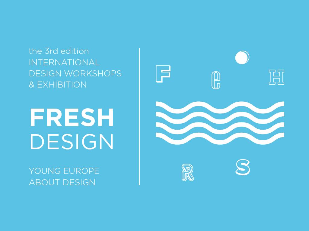 Aleksandra Solinska / Fresh Design - Young Europe about Design