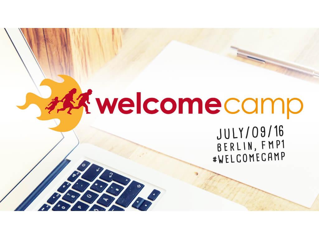 Bastian Koch, Henry Schröder / Was ist eigentlich ein WelcomeCamp?