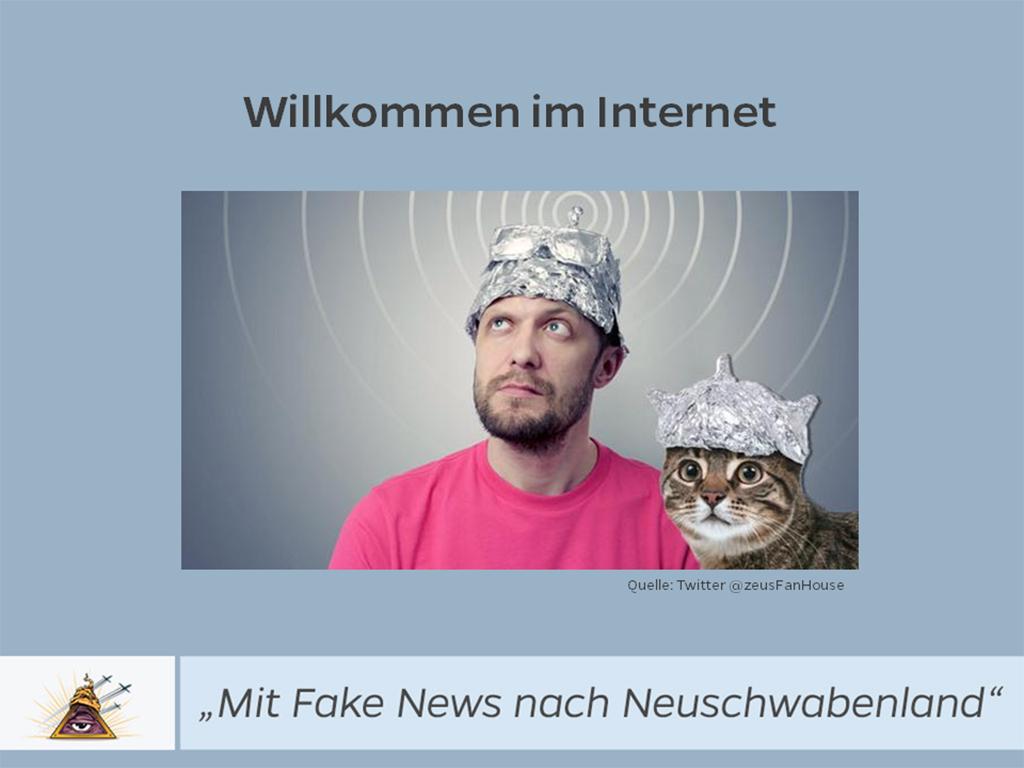 Giulia Silberbeger & Stefan Sachse / Mit Fake News nach Neuschwabenland