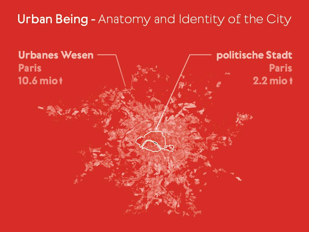 Robin Renner / Urbane Wesen - Anatomie & Identität der Stadt