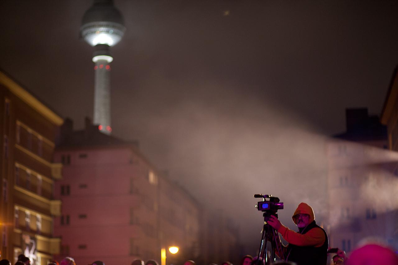 VB 61-12 (u.a. mit Hendrik Sodenkamp) / How tu run a Volksbühne Berlin!