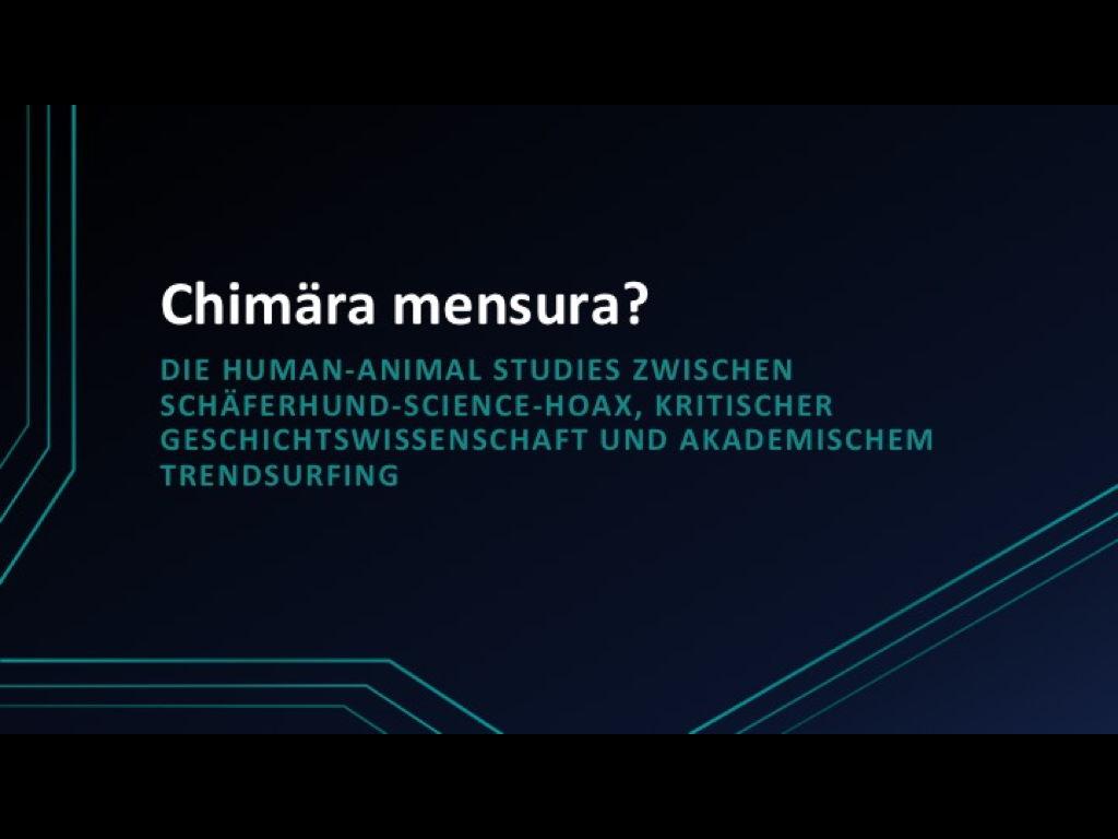Enrico Heitzer und Sven Schultze / Auf den Schäferhund gekommen? Der Schäferhund-Science-Hoax...