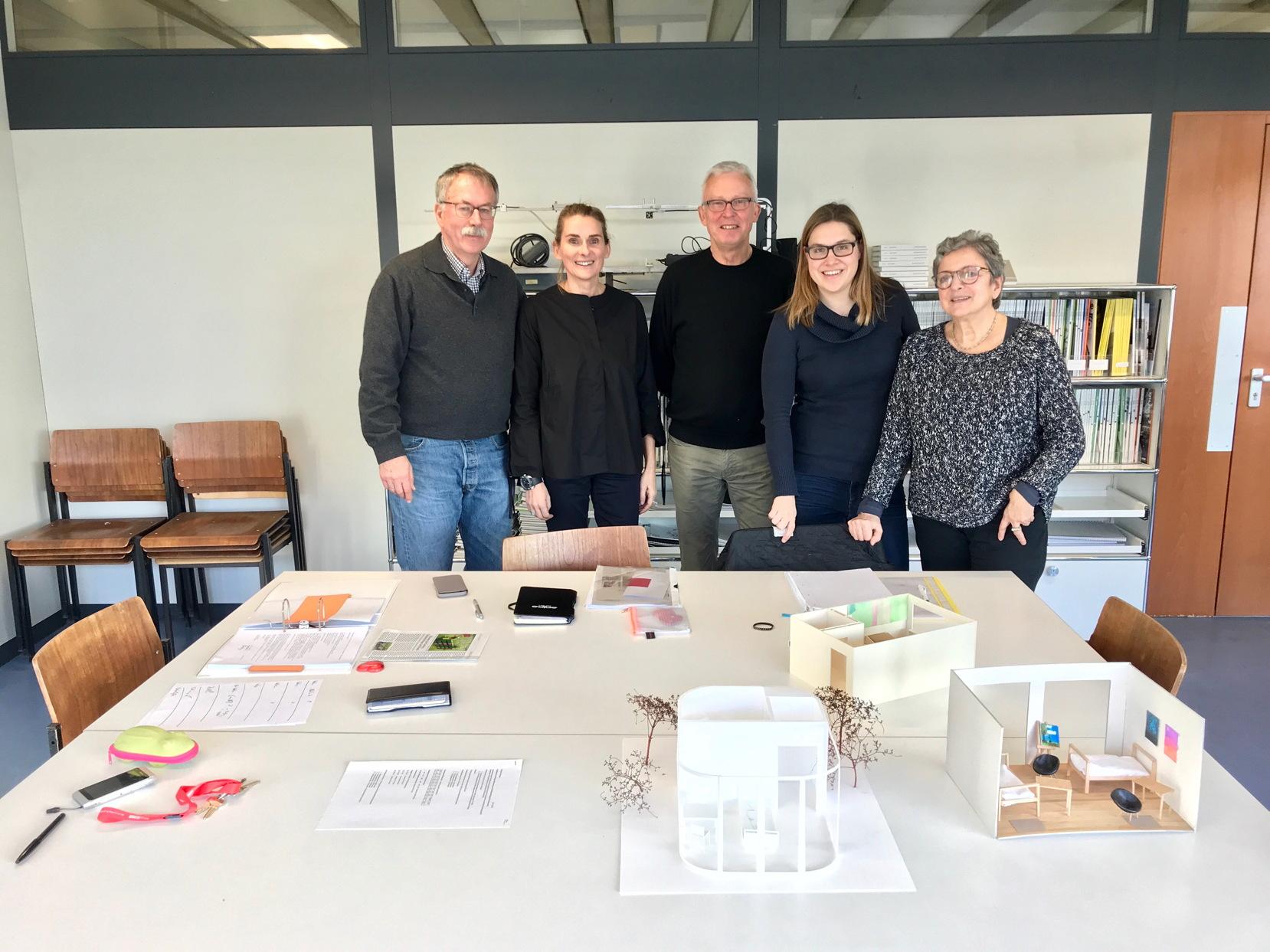 Heike Raabe / Zukunft Bauen – generationsübergreifend gemeinsam Zukunft planen