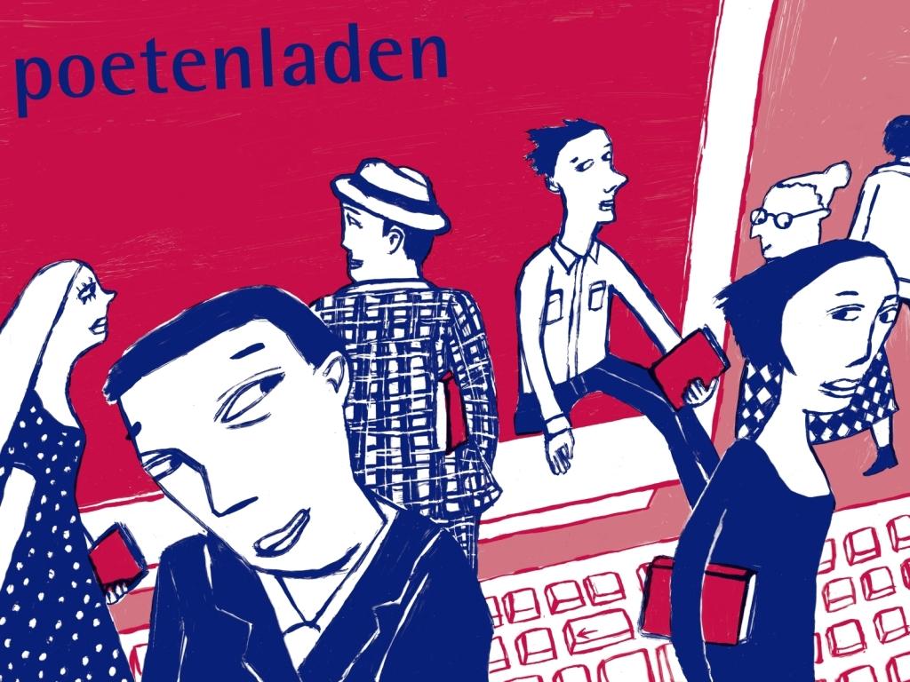 Andreas Heidtmann / Ein Vers kommt reingeschneit. 20 Cuts zum poetenladen