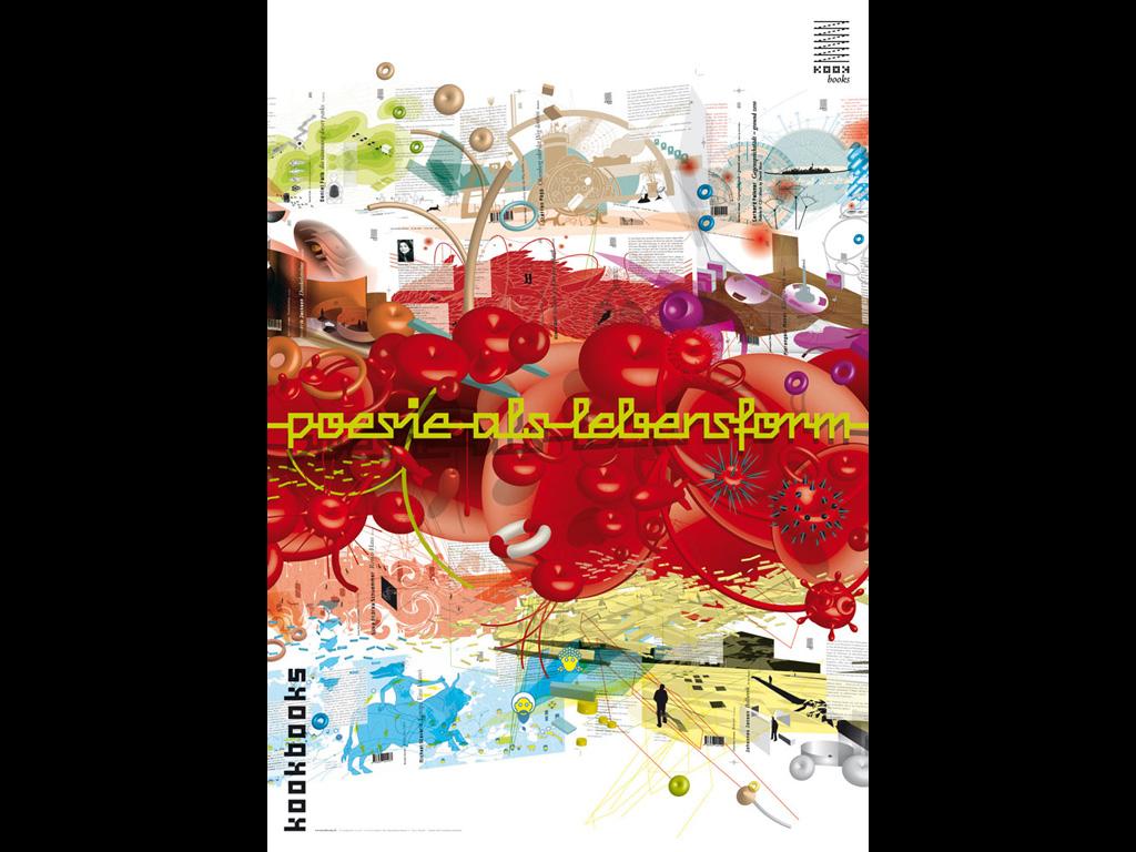 Daniela Seel / KOOKbooks - Labor fuer Poesie als Lebensform