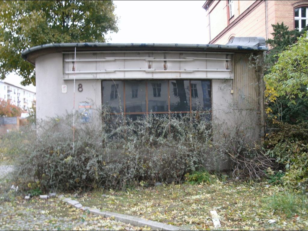 Ulf Stolterfoht / Schöneberger Vereinsheime