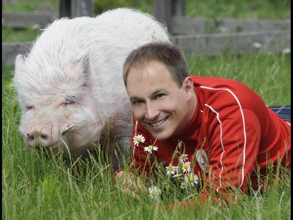 Sebastian Zösch / Donnerstag ist Veggietag