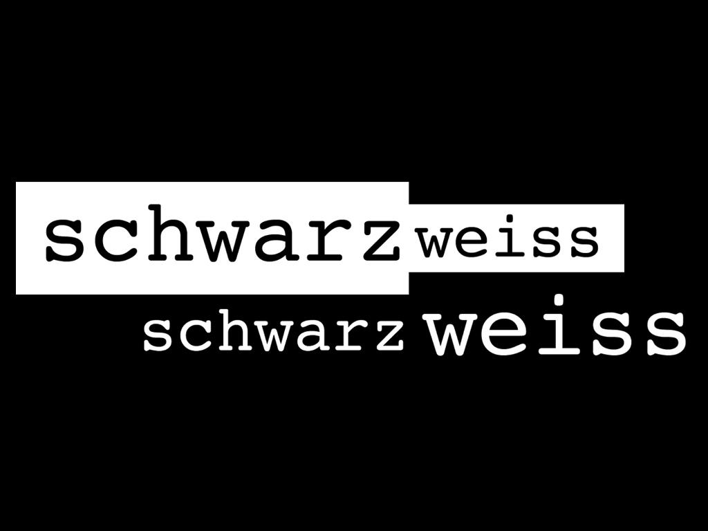 Benedict Mette und Fritzi Faust / schwarzweiss - bringt farbe ins denken